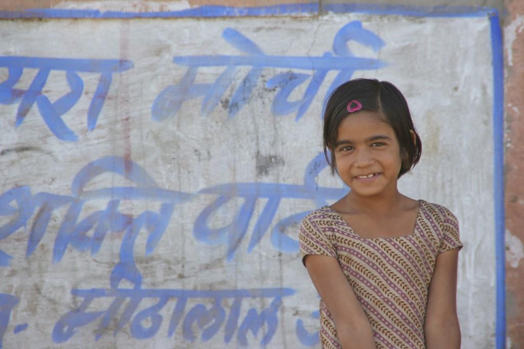 meisje uit Jojawar